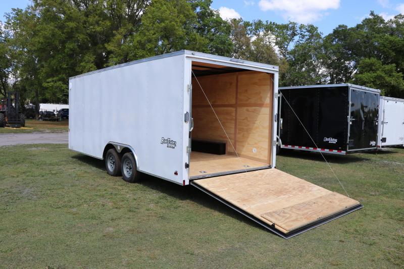 8.5X20 Continental Cargo | Enclosed Cargo Trailer