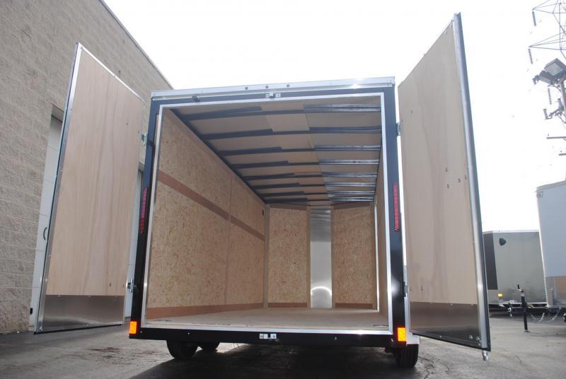 7X16 Haulmark I Enclosed Cargo Trailer