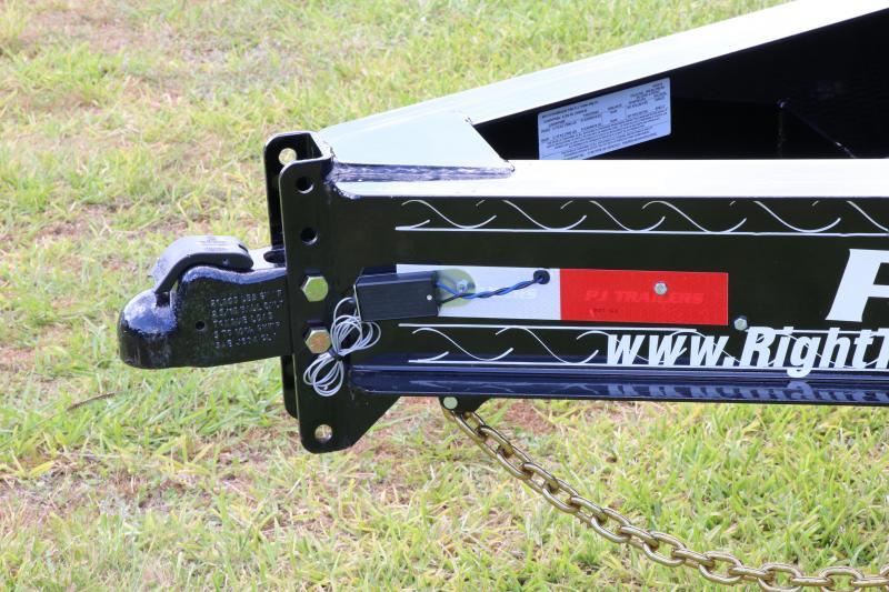 8.5x19 PJ | Deck Over | Equipment Trailer