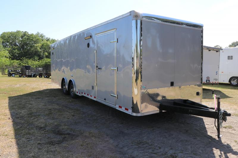 8.5X30 Continental Cargo I Enclosed Cargo Trailer