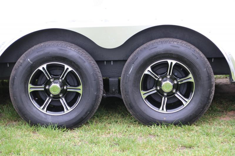 8.5x20 Continental Cargo | Car / Racing Trailer