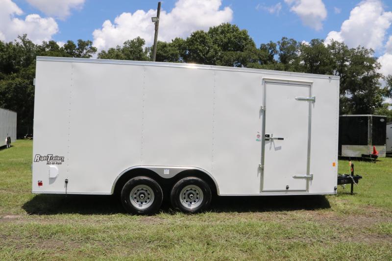 8.5x18 Continental Cargo | Enclosed Trailer
