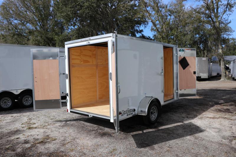 8.5x20 Continental Cargo Enclosed Trailer