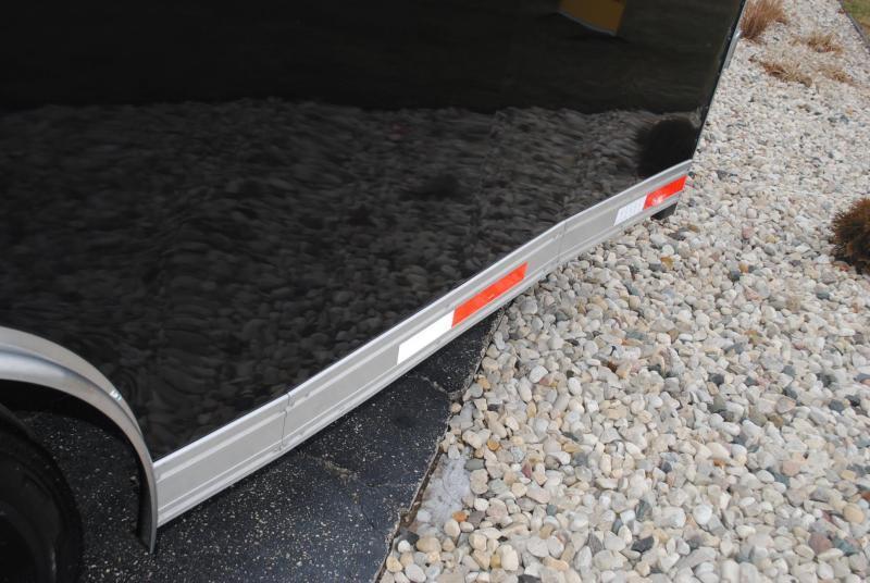 8.5x24 Team Spirit Custom Trailers | Car / Racing Trailer