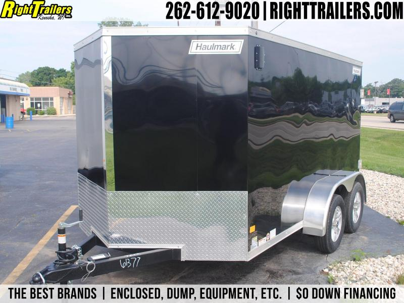 7x12 Haulmark 5000 | Enclosed Trailer