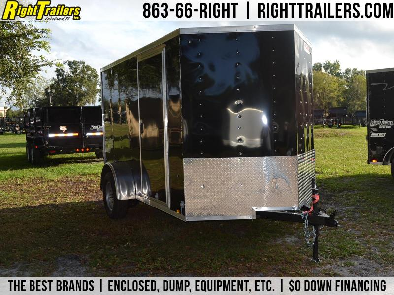 6x10 Pace American | Enclosed Trailer