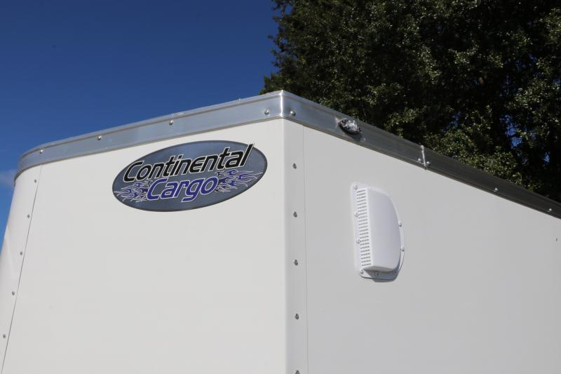 5X10 Continental Cargo I Enclosed Cargo Trailer