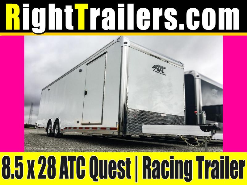 8.5x28 ATC Quest | Racing Trailer