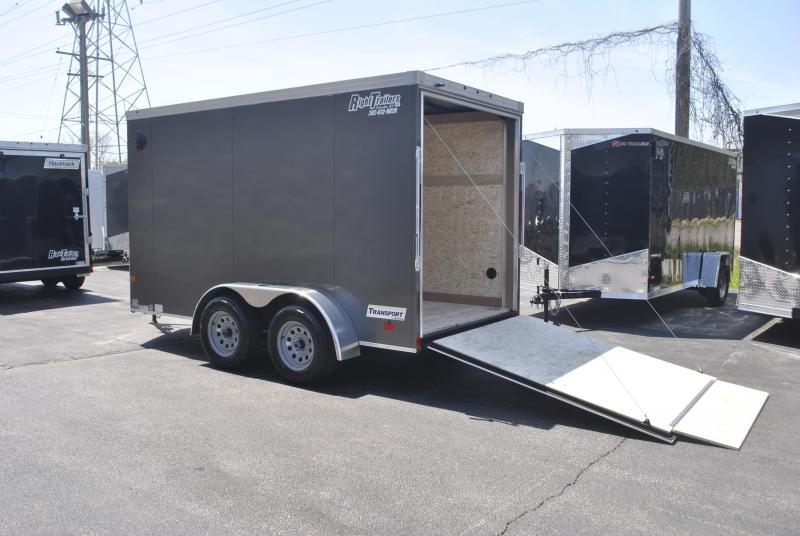 6X12 Haulmark I Enclosed Cargo Trailer