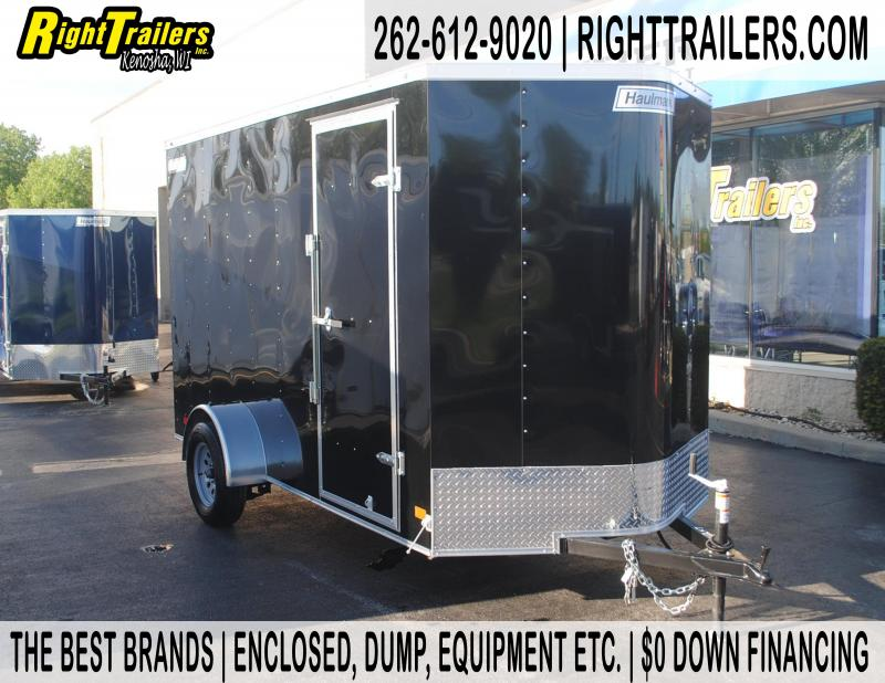6x12 Haulmark   Enclosed Trailer