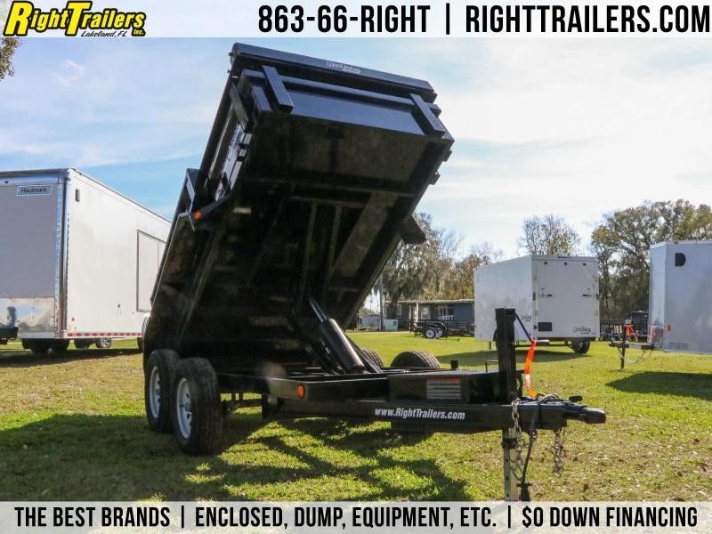 5x10 Load Trail | Dump Trailer