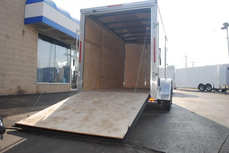 6x12 RC Trailers | Enclosed Trailer