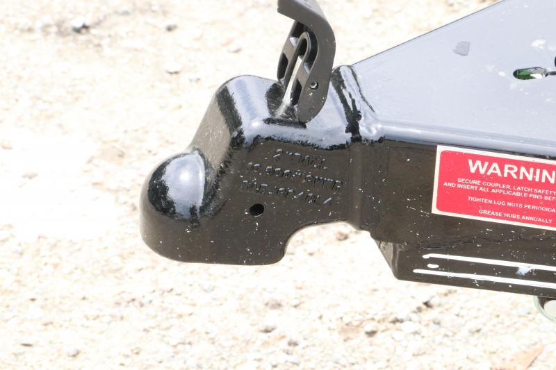 5x10 PJ Trailers   Utility Trailer