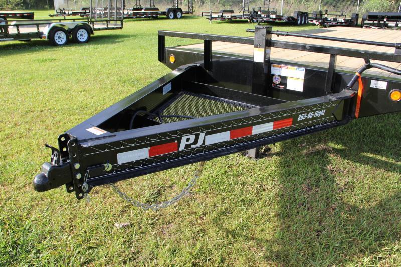8x20 PJ Trailers | Equipment Trailer