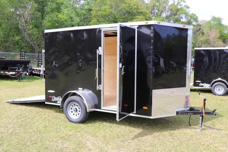 6X10 Freedom Trailers | Enclosed Cargo Trailer