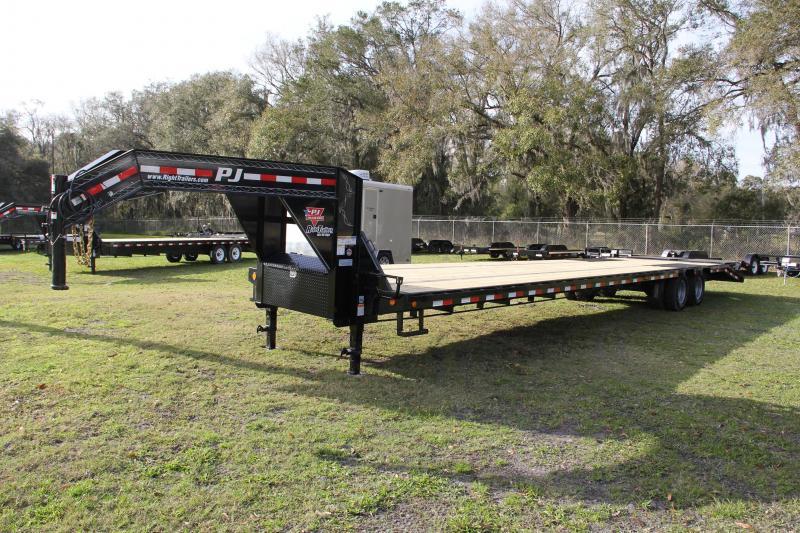 8.5x40 PJ Trailers | Equipment Trailer