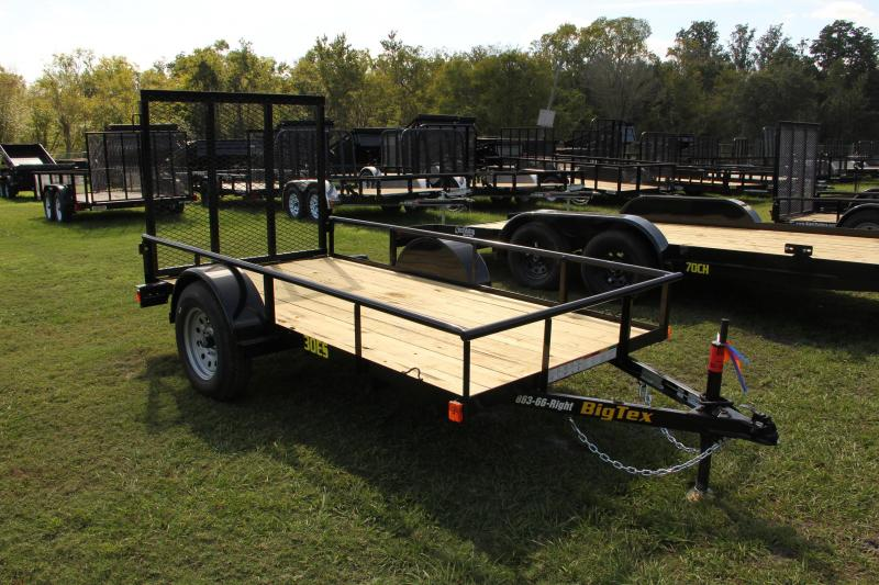 5x10 Big Tex Trailers | Utility Trailers