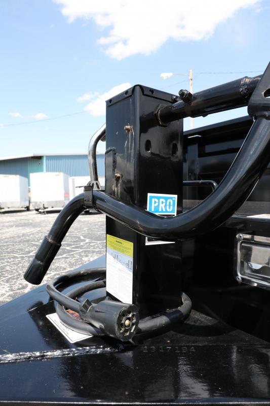 7x14 PJ Trailers | Low Pro 7K Dexter Axle Dump Trailer