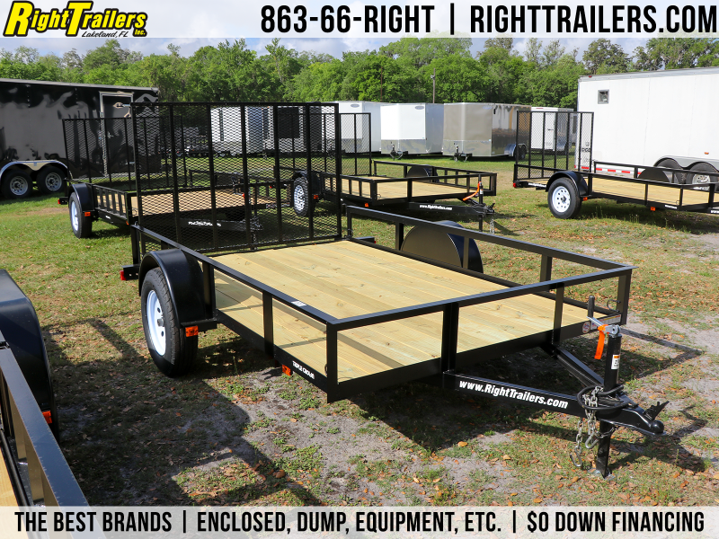 6X12 Triple Crown Trailers | Utility Trailer