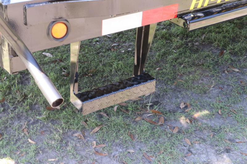 8.5x35 Big Tex Trailers | Gooseneck Equipment Trailer