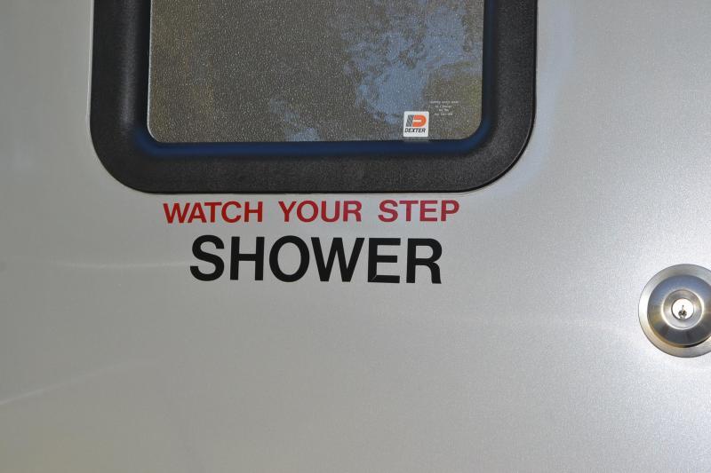 5 Station Restroom/Shower Combo Trailer