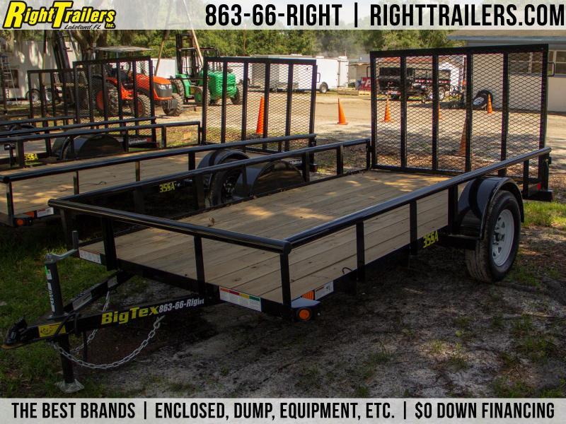 6.5x12 Big Tex Trailers | Utility Trailer