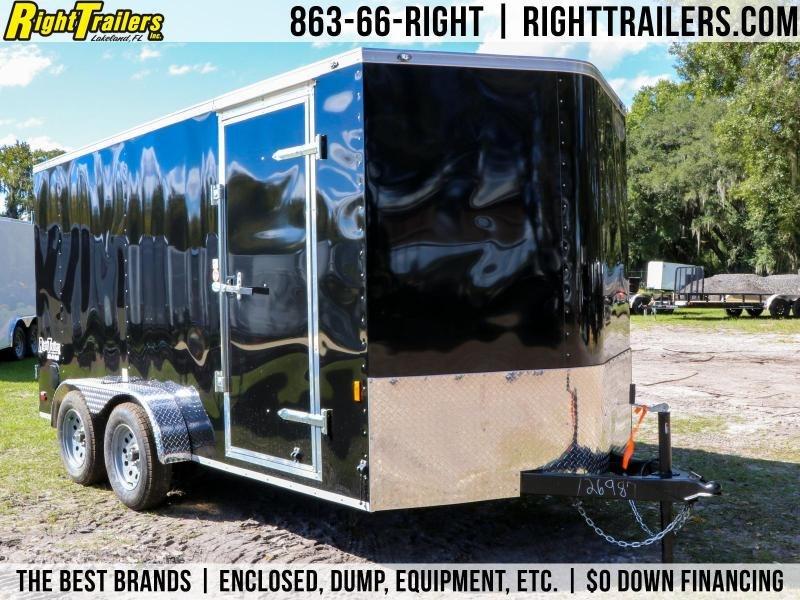 7X14 Forest River Inc. I Enclosed Cargo Trailer