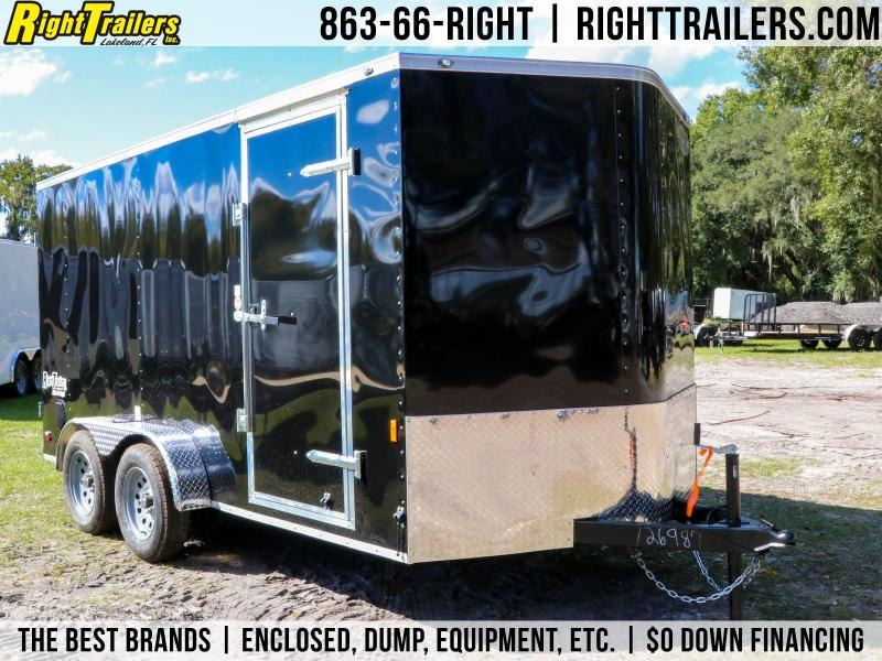 7X14 Forest River Inc. I Enclosed Cargo Trailer