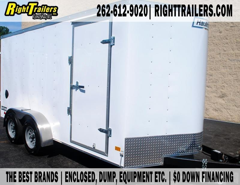 7x14 Haulmark I Enclosed Trailer