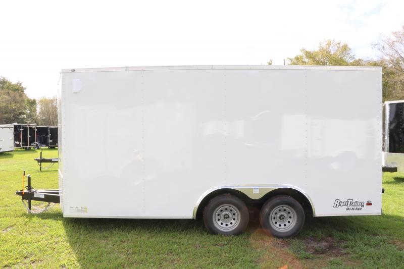 8.5x16 Continental Cargo   Enclosed Trailer