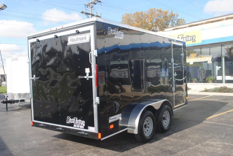7X14 Haulmark I Enclosed Cargo Trailer