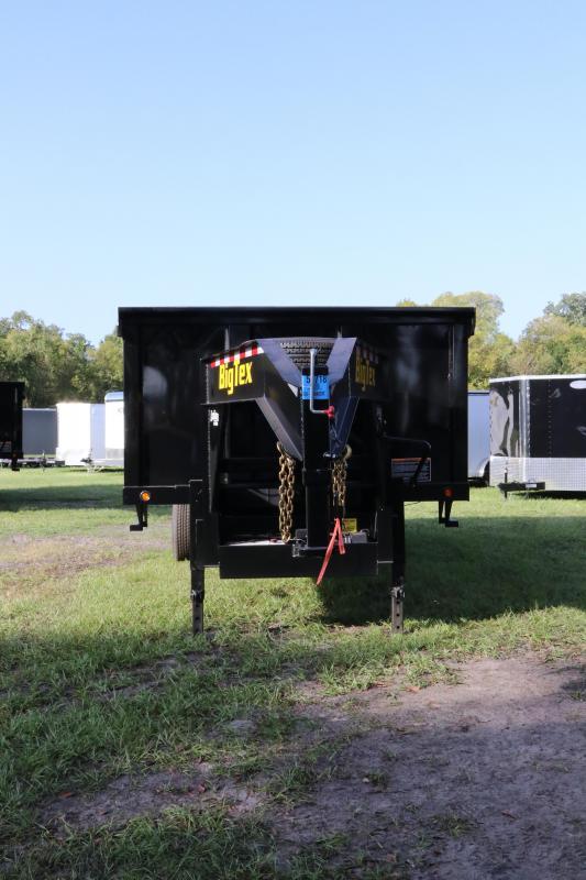 8.5x20 Big Tex Trailers   Dump Trailer