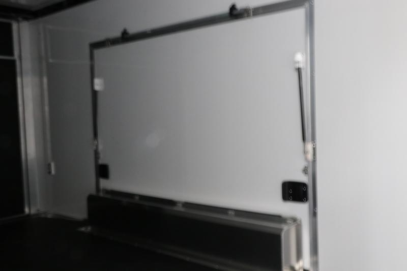 8.5x20 ATC | Enclosed Car Trailer / Racing Trailer