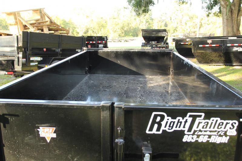 5x10 Roll Off | PJ | Dump Trailer