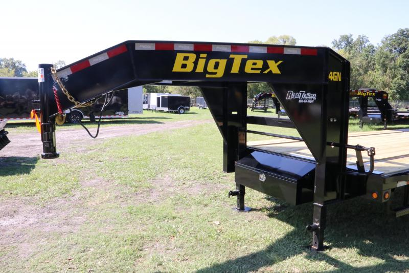 8.5x25 Big Tex Trailers | Equipment Trailer