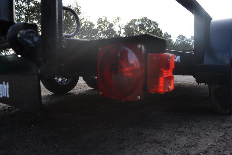 6x16 Red Hot Trailers | Utility Trailer