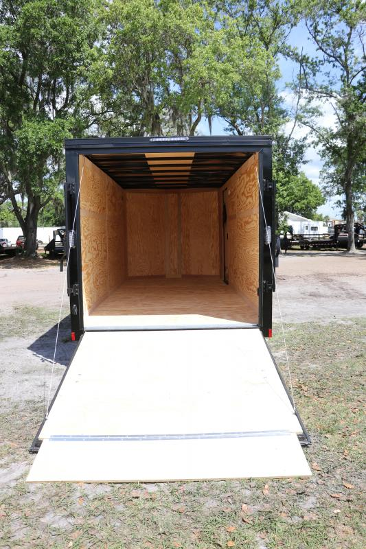 7X16 Continental Cargo I Enclosed Cargo Trailer
