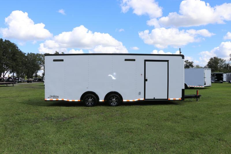 8.5x24 Continental Cargo | Car / Racing Trailer