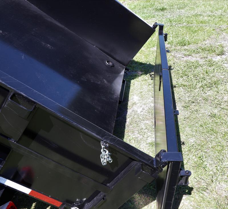 7x14 Carry-On | Dump Trailer
