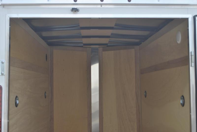 5X8 Haulmark Passport Enclosed Cargo Trailer