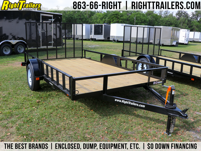 7X12 Triple Crown Trailers | Utility Trailer