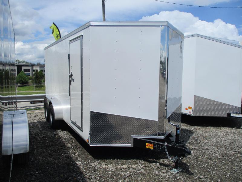 2020 Spartan Cargo 7 X 16 Enclosed Cargo Trailer