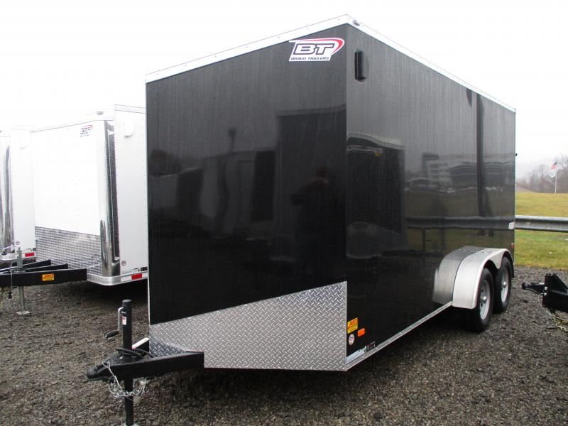 2020 Bravo Trailers Scout 7 X 16 Enclosed Cargo Trailer