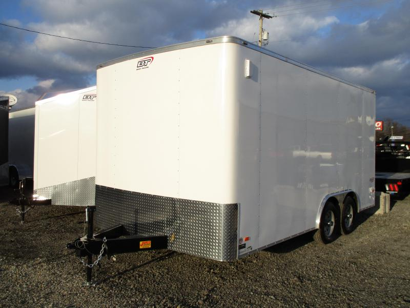 2020 Bravo Trailers Scout 8.5 X 16 Enclosed Cargo Trailer