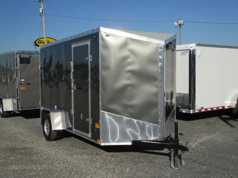 2020 Stealth Trailers Mustang SE 6 X 12 Enclosed Cargo Trailer