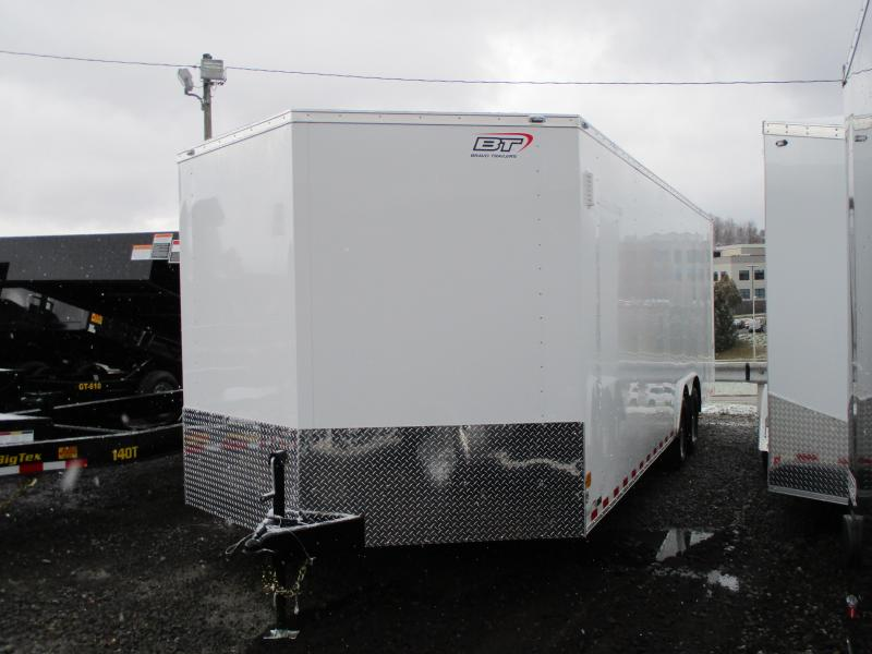 2020 Bravo Trailers Scout 8.5 X 24 Enclosed Cargo Trailer