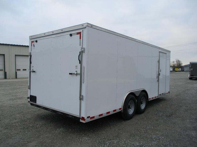 2020 Spartan Cargo 8.5 X 20 Enclosed Cargo Trailer