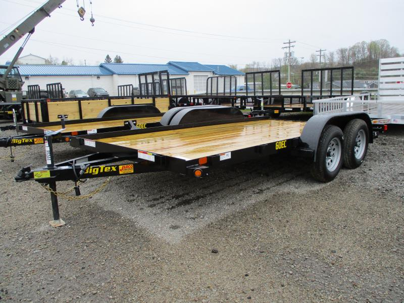 2020 Big Tex Trailers 60EC 7 X 14 Car / Racing Trailer