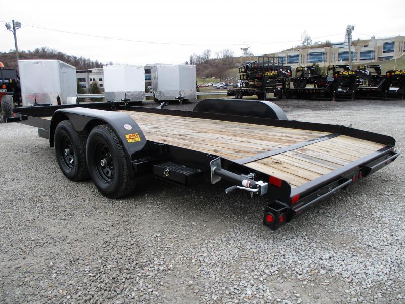 2020 Big Tex Trailers 10CH 83 X 20 Car / Racing Trailer