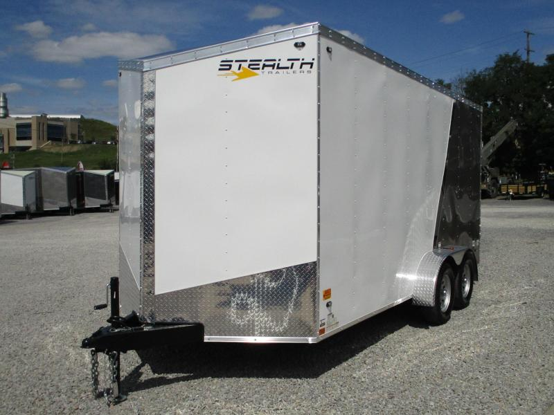 2020 Stealth Trailers Mustang SE 7 X 16 Enclosed Cargo Trailer